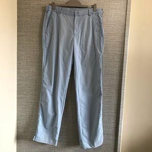 Men's Nike Golf Blue Pants 34X34
